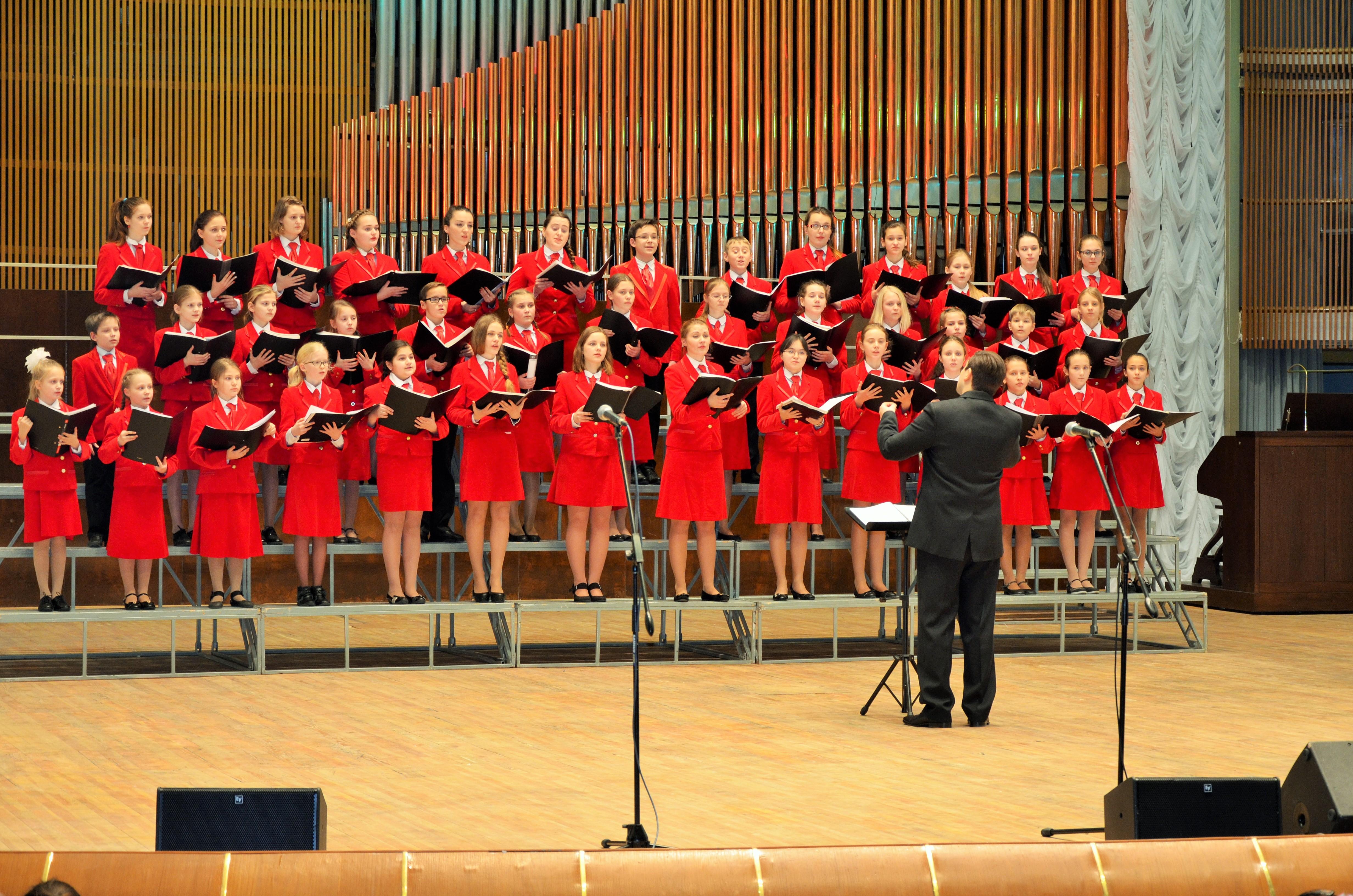 Шедевры хоровой музыки (Фото 1)